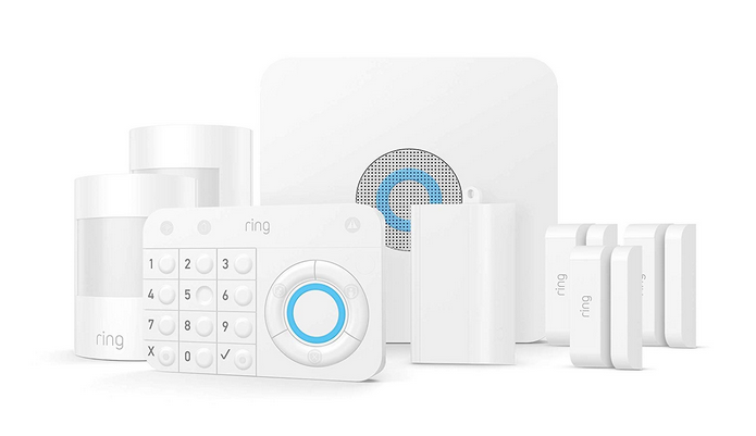 Ring Alarm â?? Home Security System