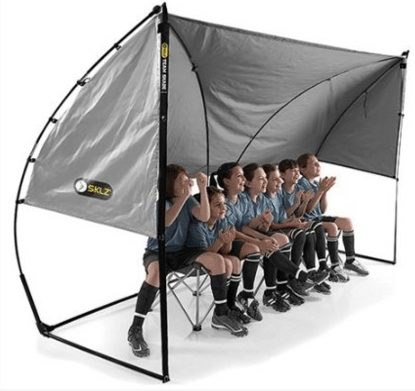 Clear Wall Shelter 5 Things Ever Soccer Team Needs A