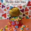 Candy In a Can ~ Valentines Craft Gift Idea