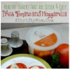 Recipe box ~ week 24 ~ Jelly from GREEN TOMATOES, dinner and a snack
