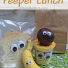 PEEPER LUNCH ~ Fast and Easy April Fools Prank