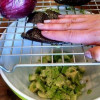 How to peel and cube an avocado in 3 seconds ~ This is an amazing tip