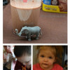 Animal Party Cups ~ Easy Party Ideas For Kids