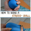 How To Make A Stress Ball ~ Kid Crafts perfect for boy scouts, summer camp or family reunions!