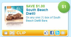 south beach diet printable coupons
