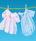 Totsy smocked traditional childrens clothing