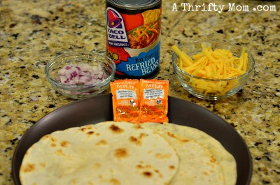 Recipe Taco Bell Bean Burrito Copy Cat A Thrifty Mom Recipes Crafts Diy And More