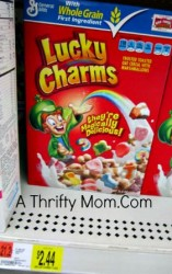 lucky charms cereal coupon