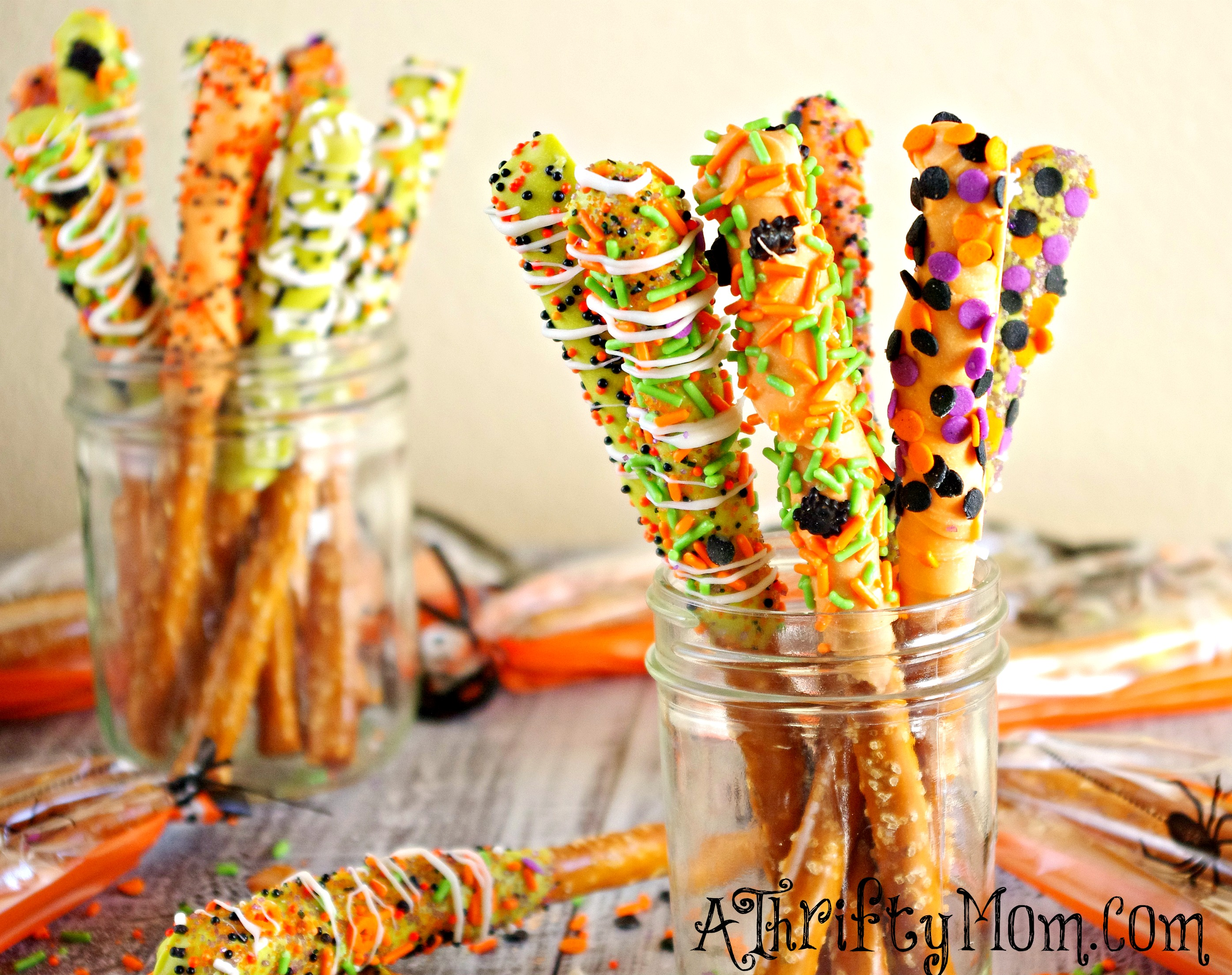 Easy Halloween Treats Archives - A Thrifty Mom - Recipes, Crafts ...