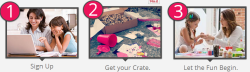 crafters crate how too
