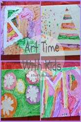 Crafting with kids, #painting, #rainy day activities, #crafting with kids, #art