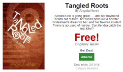 Tangled roots by angela henry e-book