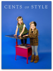 girls with headbands standing with desk – Cents of Style