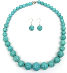 Necklace Turquoise