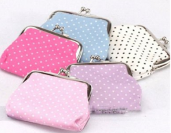 coin purse only 50 cents with FREE shipping, makes a great party favor idea