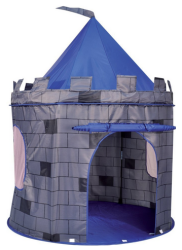 Knight's Castle Pop-Up Playhouse Tent #ChristmasGiftForKids