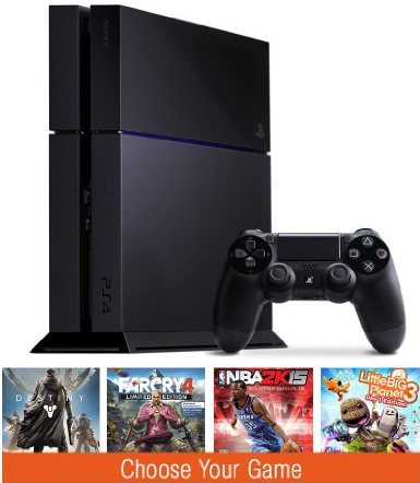 playstation 4 deal special offers