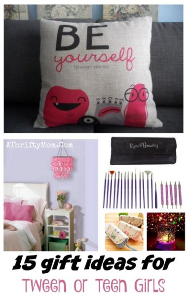 teen or tween girl gift ideas, perfect for Valentines, Easter or ...