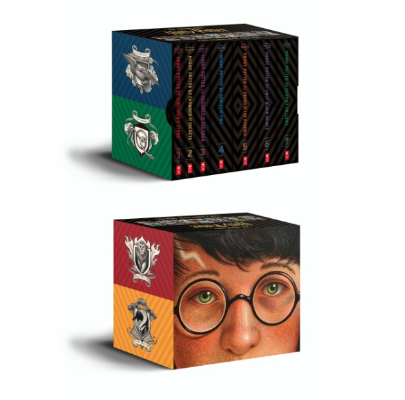 Harry Potter special edition book set
