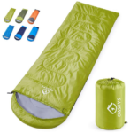 Camping-Sleeping-Bag-3-Season-Warm-Cool-Weather-Summer-Spring-Fall-Lightweight-Waterproof-for-Adults-Kids-Camping-Gear-Equipment-Traveling-and-Outdoors-green-2
