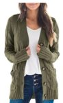 Womens-Long-Sleeve-Cable-Knit-Sweater-Open-Front-Cardigan-Button-Loose-Outerwear