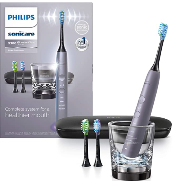 Sonicare toothbrush