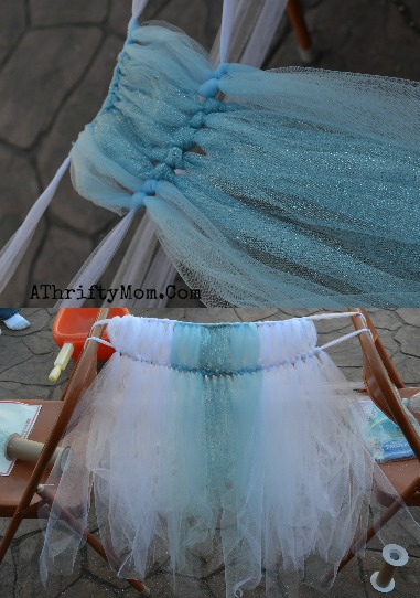 Frozen Elsa Dress No Sewing Made For Less Than 10